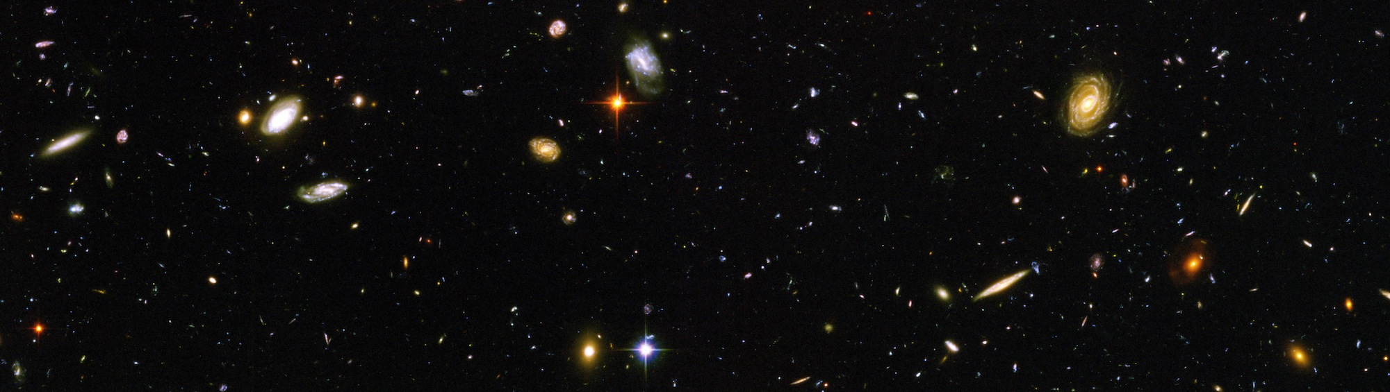 high resolution hubble ultra deep field large - photo #7